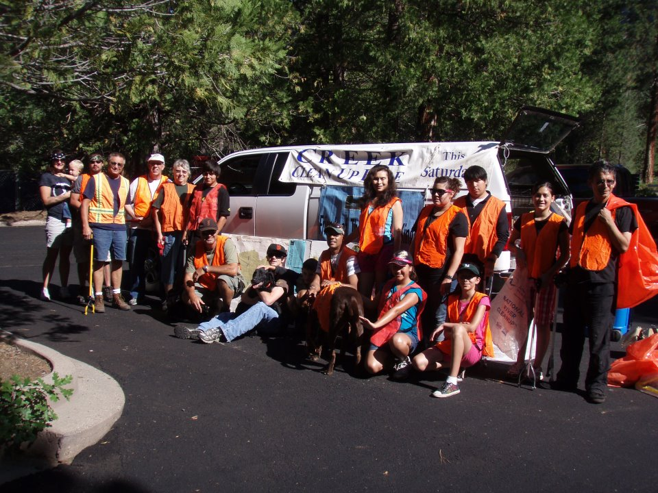 River Cleanup Crew