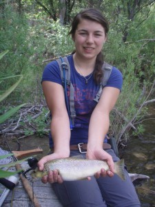2.SarahWood.with14.5inWildBrownTrout